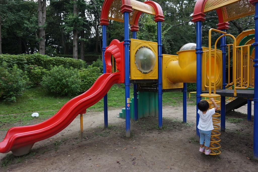 里見公園遊具