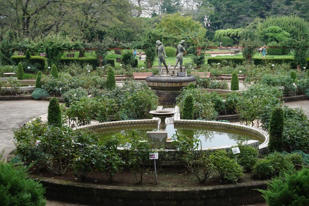 里見公園噴水