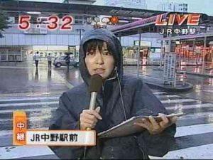 大げさな台風報道